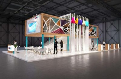 Attract customers with unique exhibition stand designs