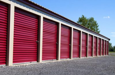 How to look for a storage facility