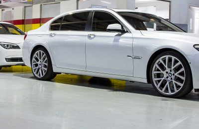 Chevrolet and BMW Service Centers In Dubai