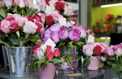Benefits of online flower shops
